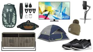 Daily Deals: Tents, Hair Trimmers, Backpacks, adidas Sale And More!