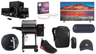 Daily Deals: Speakers, Grills, Backpacks, Samsung Sale And More!