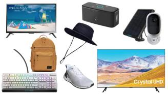 Daily Deals: Keyboards, Google WiFi, Televisions, Nike Sale And More!