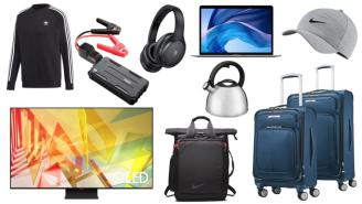 Daily Deals: Suitcases, Headphones, MacBooks, Samsung Sale And More!