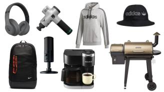 Daily Deals: Microphones, Headphones, Smokers, adidas Sale And More!