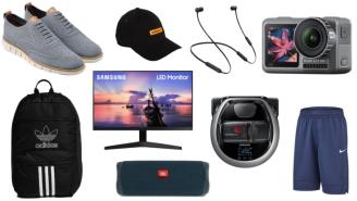 Daily Deals: Speakers, Action Cams, Monitors, Cole Haan Sale And More!