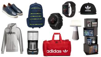 Daily Deals: Smartwatches, Lamps, Media Towers, adidas Sale And More!