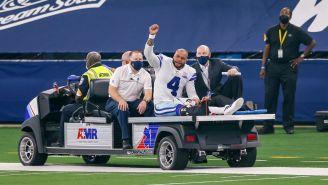 Sources Claim Dallas Cowboys Ready To Use Franchise Tag On Dak Prescott Again In 2021