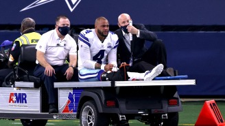 Dak Prescott's Surgery Reportedly Went Well, Scheduled To Be Released From Hospital