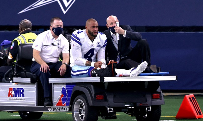 Dak Prescott Surgery Reportedly Went Well To Be Released Monday