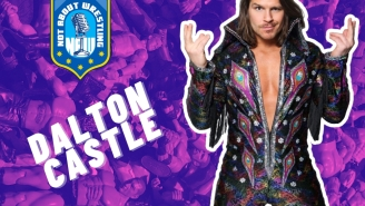 'Ring Of Honor' Star Dalton Castle Discusses His Childhood Wrestling Obsession, Karaoke Nightmares, And Video Rental Stores