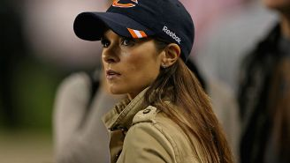 Danica Patrick Puts Final Nail In Coffin Of Aaron Rodgers Relationship By Openly Rooting For The Chicago Bears Again