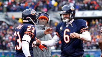 Devin Hester On Jay Cutler As A QB: Best Accuracy And Knowledge, But 'The Worst' At Leadership