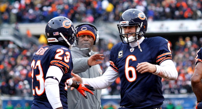 Devin Hester On Jay Cutler As A QB The Worst At Leadership