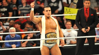 Former WWE Champion Alberto Del Rio Facing Life In Prison For Kidnapping, Sexual Assault