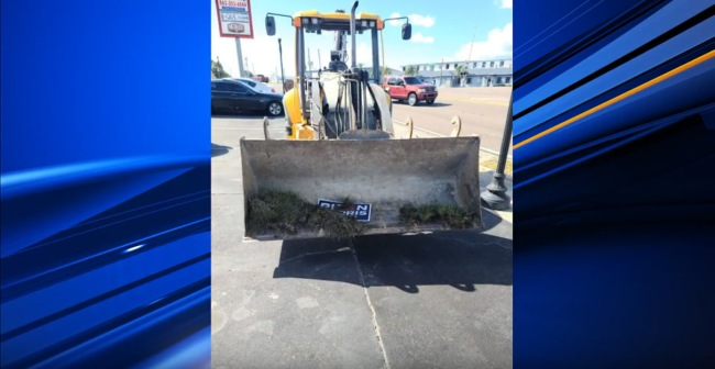 Florida Man Steals Bulldozer, Mows Down Biden Signs, Claims To Have Been Drunk: Police