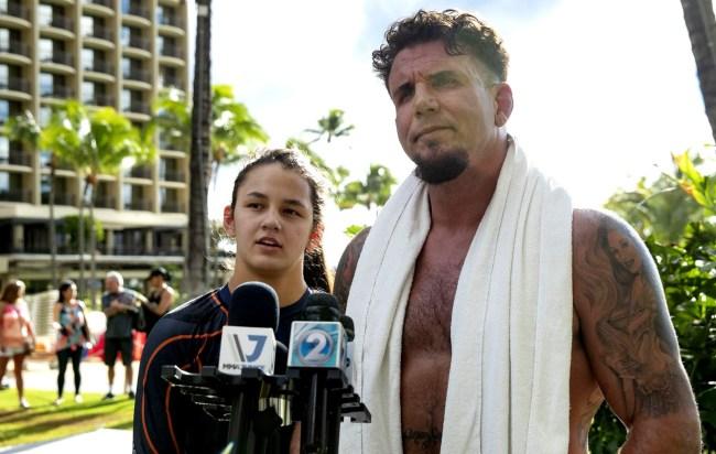Former UFC Champion Frank Mirs Daughter Isabella Making Pro MMA Debut