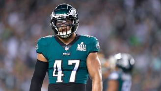 Fans Dig Up Old Racist Tweets Made By Eagles LB Nathan Gerry And He Instantly Issues Apology