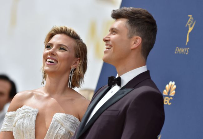 Scarlett Johansson and Saturday Night Live's Colin Jost secretly got married during a recent ceremony that followed COVID-19 safety precautions.