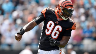 Disgruntled Bengals DE Carlos Dunlap Puts His House Up For Sale After Team's Loss To Browns
