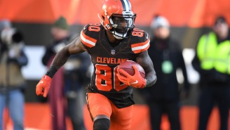 We Talked To Jarvis Landry About The Browns' Winning Record, Baker Mayfield's Resiliency, And Odell Beckham's Season-Ending Injury