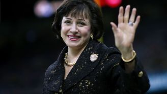 Gayle Benson, Saints And Pelicans Owner, Stops Attempted Car Jacking In New Orleans