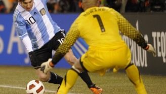 What It's Like Playing Against Lionel Messi In Real-Time, According To The Best U.S. Soccer Goalie Ever
