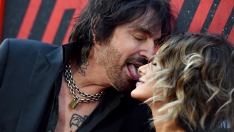 Tommy Lee Admits To Pounding Two GALLONS Of Vodka A Day Out Of Sheer Boredom