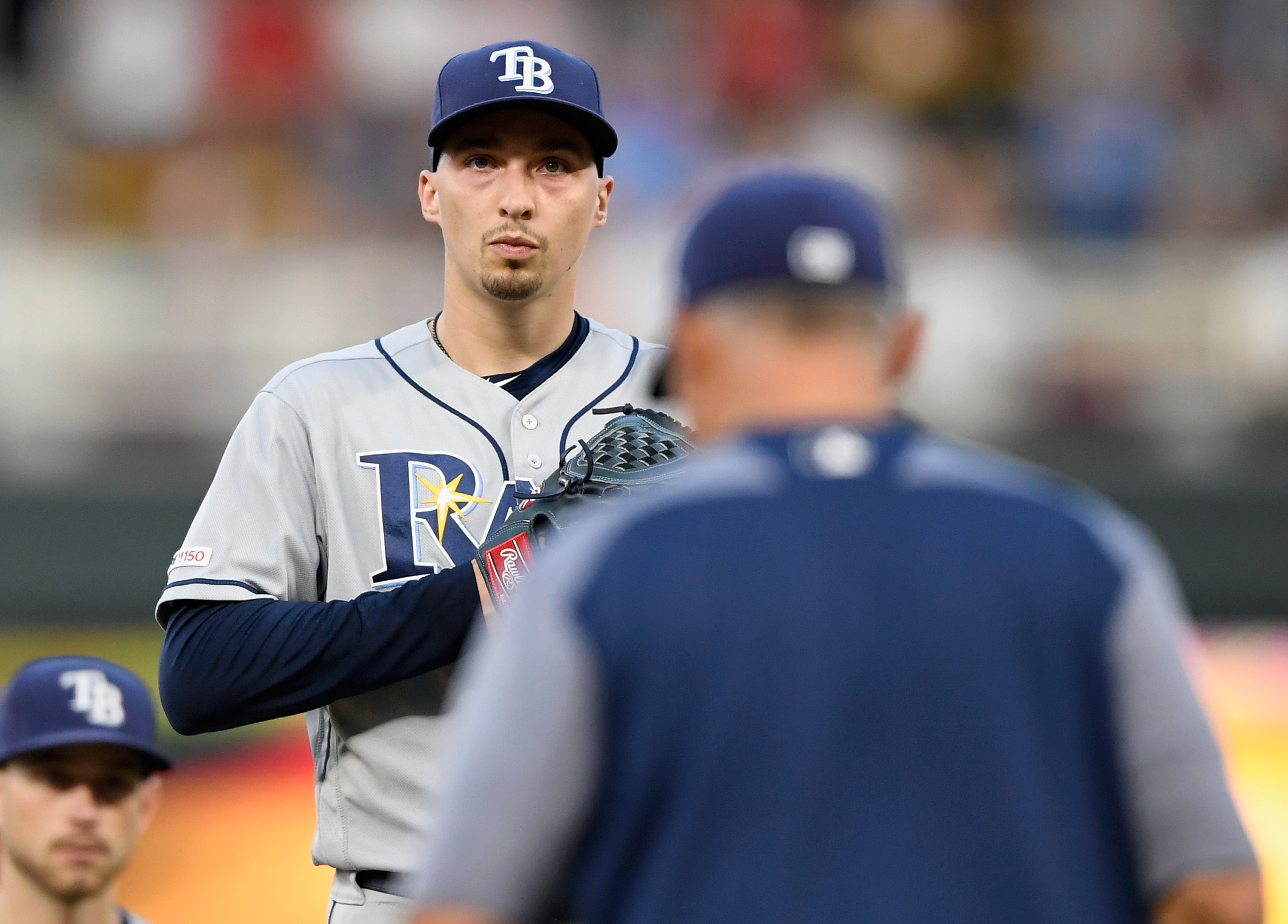 Baseball Fans Blast Rays' Kevin Cash After He Makes One Of The Worst Managerial Decisions In World Series History By Pulling Blake Snell Early