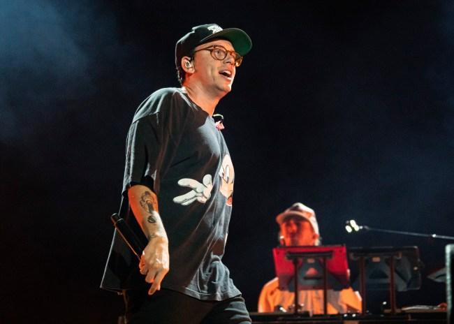 rapper Logic