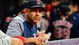 Alex Cora Is Reportedly A Top Candidate To Return As Boston Red Sox Manager
