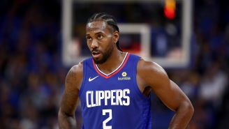 Several Clippers Players Were Reportedly Unhappy With Kawhi Leonard For Taking Games Off And Being Consistently Late To Team Flights