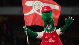 Mesut Ozil Offers To Pay Salary Of 'Gunnersaurus' After Arsenal Makes Mascot Redundant