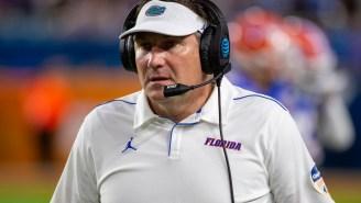 Gators Coach Dan Mullen Accused Of Instigating Brawl Between Florida And Missouri Players