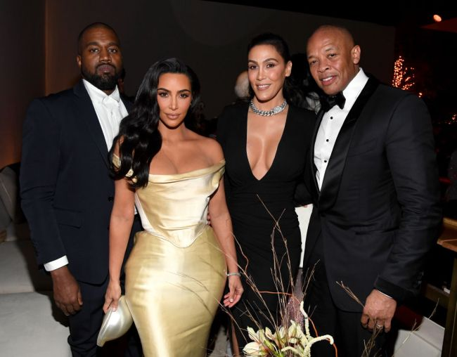 Nicole Young, the estranged wife of rapper and headphones mogul Dr. Dre (né Andre Young), is being investigated by the Los Angeles Police Department for embezzlement.