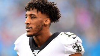 Saints' Michael Thomas Reportedly Suspended For Punching Teammate Chauncey Gardner-Johnson In Practice