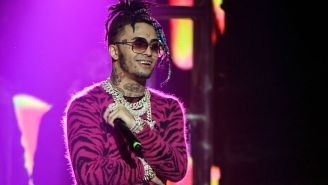 Lil Pump Emphatically Endorses President Trump And People Have Mixed Reactions
