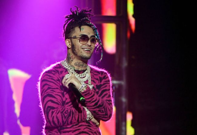 Lil Pump endorses President Donald Trump in the 2020 presidential election after being turned off by potential increase in taxes by Democratic candidate Joe Biden.