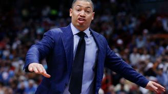 Ty Lue Reportedly Finalizing A 5-Year Deal To Coach Clippers