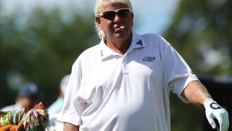 John Daly Says His Favorite Things – Alcohol, Milk, Diet Drinks – Are Causing His Cancer