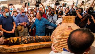 Hold On To Your Butts: Archaeologists Opened Mummy Tomb That Was Sealed For 2,600 Years