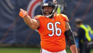 Yes, Chicago Bears DE Akiem Hicks Really Did Brag About Drinking 40 Beers In College – Here's The Full Story