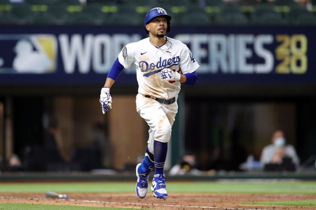 Baseball Fans Mock The Red Sox For Trading Mookie Betts During Offseason After Betts Has Historic World Series Game For The Dodgers