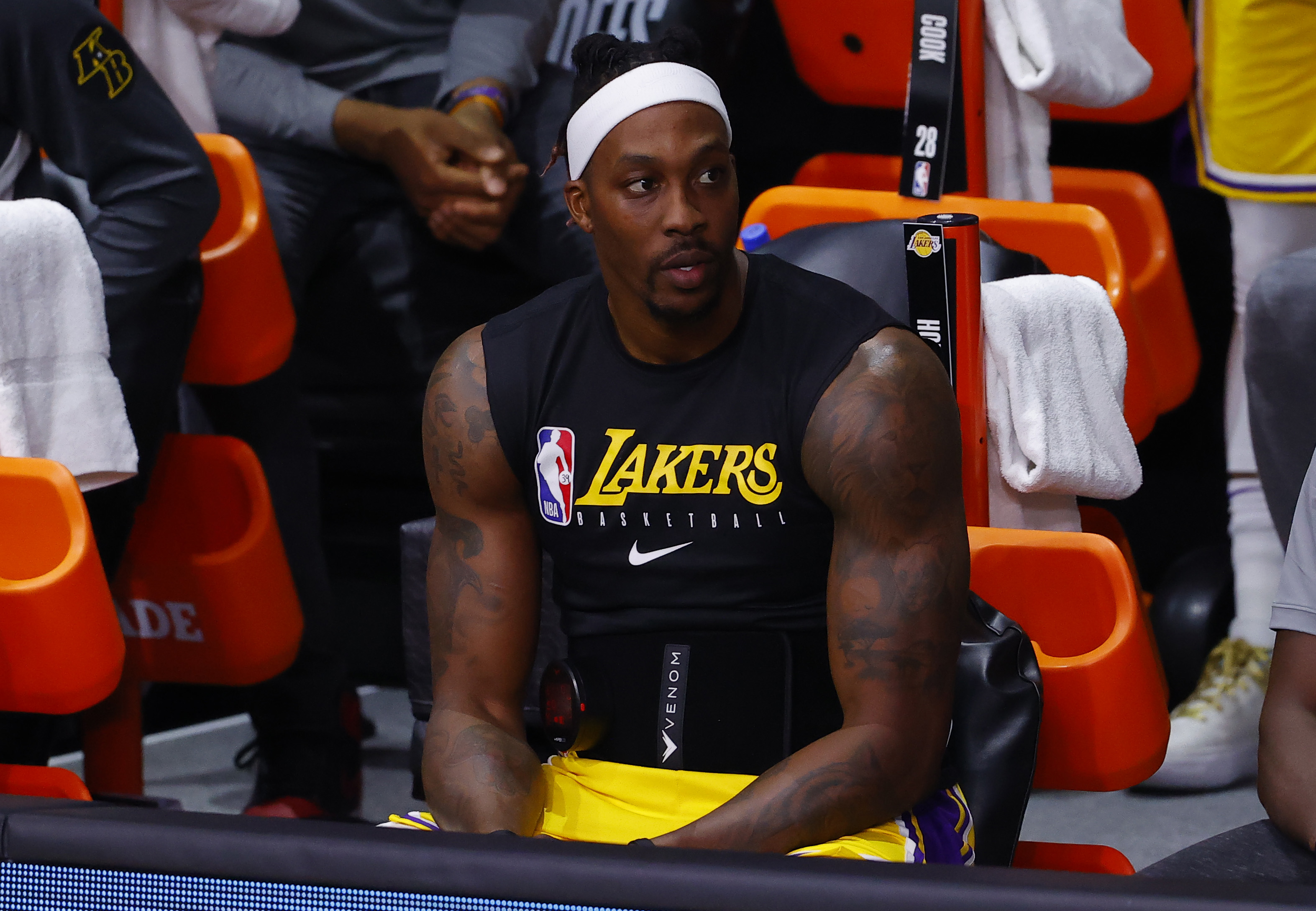 Dwight Howard Called Out By His 12-Year-Old Son For Being A Deadbeat Dad 'I Hate You'