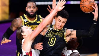 NBA Fans Start Petition To Prevent Kyle Kuzma From Getting A Ring If Lakers Win A Championship