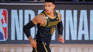 Kyle Kuzma Reacts To Fans Starting Petition To Prevent Him From Getting A Ring If Lakers Win Championship 'I Don't Give A F—'