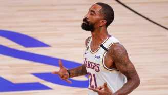 J.R. Smith Is Twitter Feuding With Olivia Harlan-Dekker After J.R. Insulted Her Husband