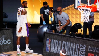 NBA Finals Ratings Continue Massive Fall, Game 3 Bests Games 1 And 2 As Least Watched Finals Game In History