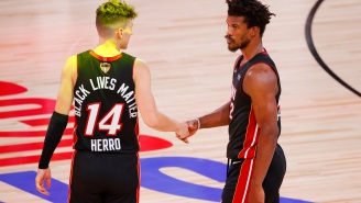 Tyler Herro Snapped At His Dad Over Concerns Jimmy Butler Was Bullying Him