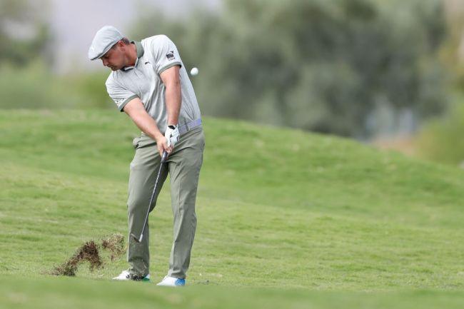 bryson dechambeau golf ball impact