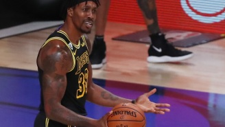 Dwight Howard Accidentally Leaks DMs Of His 'Wife' Grilling Him About His 'Friends' During IG Live Stream Of Lakers' Celebration
