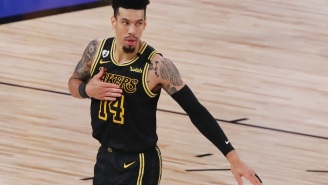Danny Green Responds To Lakers Fans Who Sent Death Threats To His Fiancée After He Missed Crucial Shot In Game 5