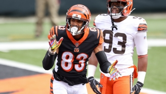 Bengals' Tyler Boyd Blasts Teammate Carlos Dunlap And Calls Him A 'Sucka' For Putting His Home Up For Sale After Loss Against Browns