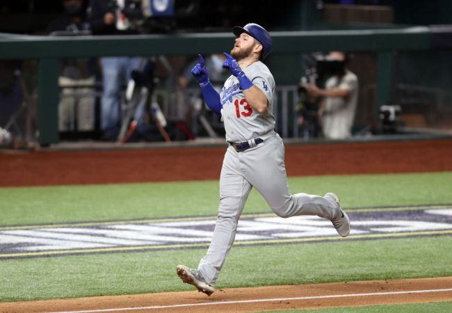 Max Muncy Firmly Cemented Himself As The King Of Bat Drops In Game 5